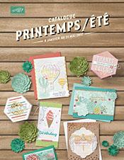 Catalogue Printemps Été 2017