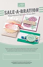 Sale-A-Bration seconde publication