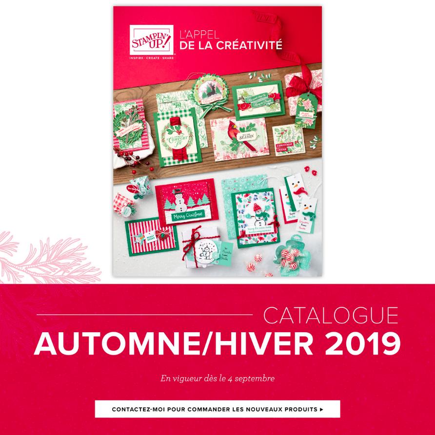 catalogue automne hiver 2019