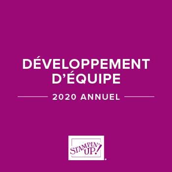 Developpement d'équipe 2020