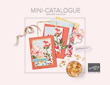 Mini Catalogue Janvier à Juin