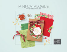 Mini Catalogue Juillet à Décembre